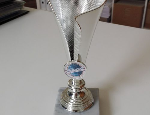 Winner Visitor Trophy 2018-19