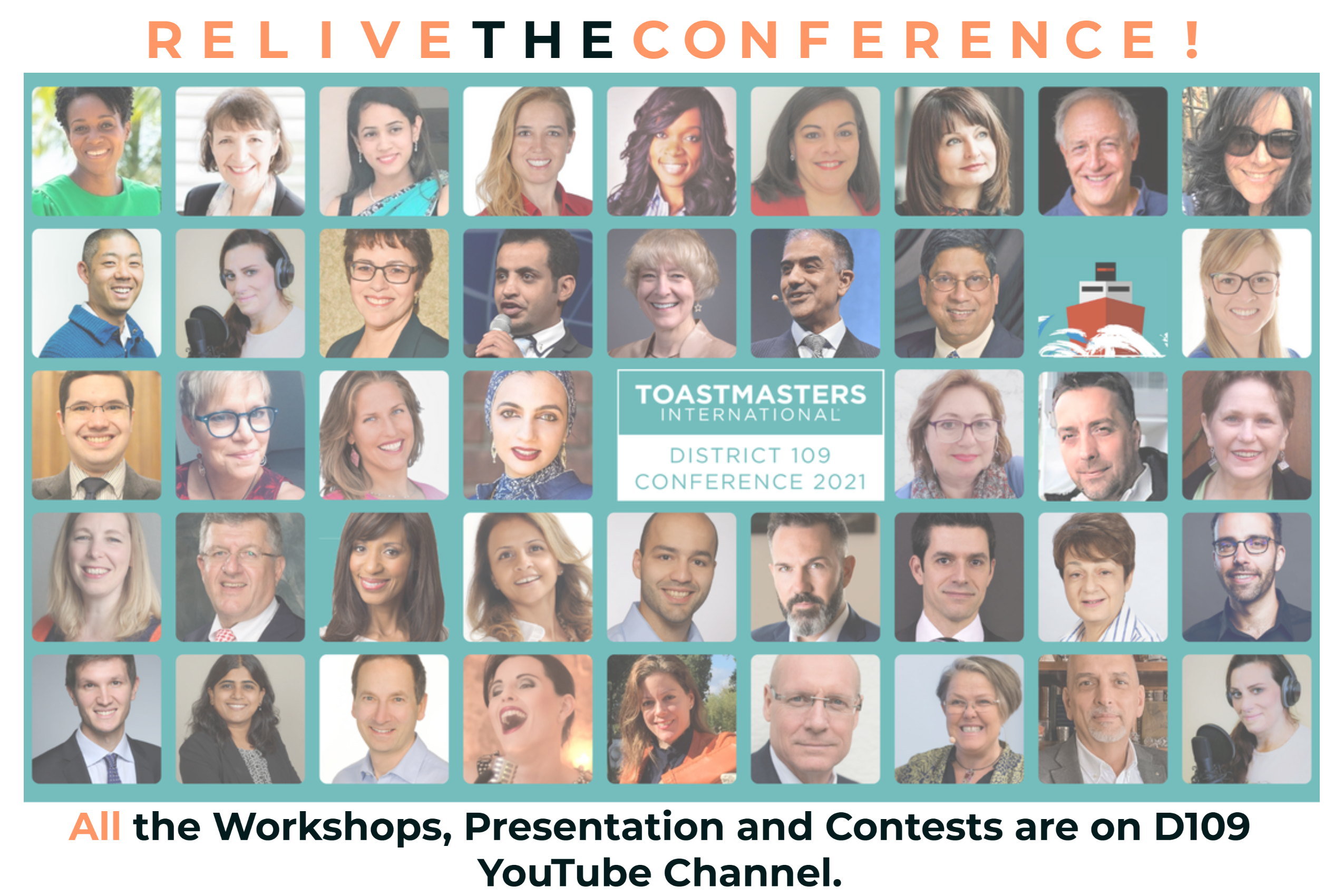 Relive the Conference